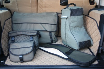 Shooting Accessories - Bags and Gun Slips